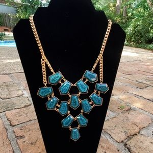 🔴Jeweled Necklace